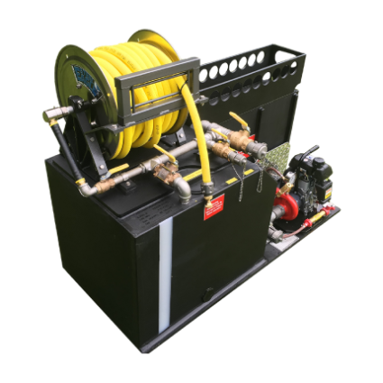 Build your own skid unit to your specific needs