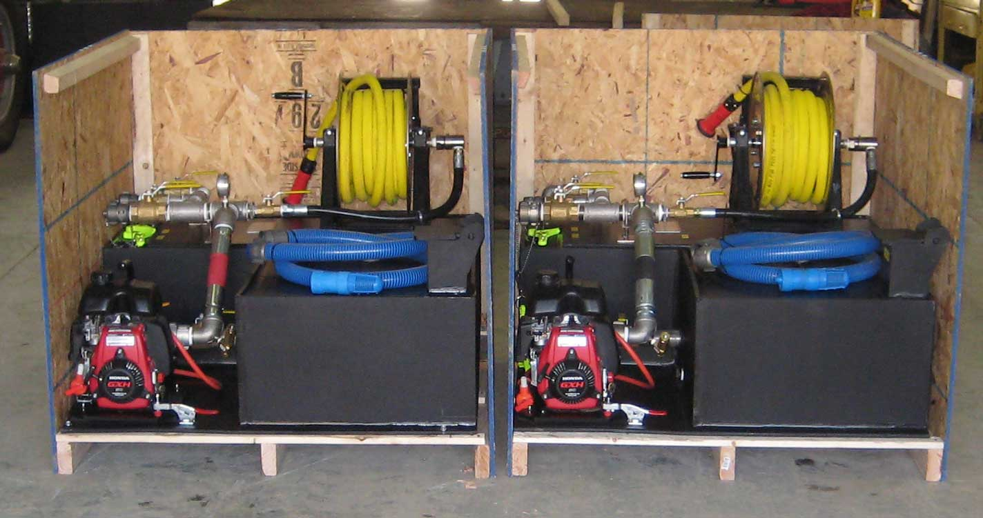 <p><strong>12</strong><br><em>All our skid units are fully crated prior to shipment. </em></p>